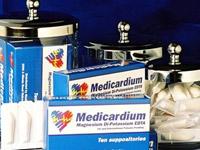Medicardium, edta, magnesium di potassium,